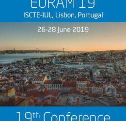 EURAM 2019 Exploring the Future of Management